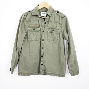 Forever 21 Utility Jacket | Small